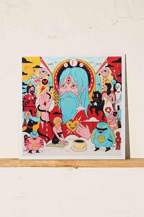 Father John Misty - Fear Fun LP,ASSORTED,ONE SIZE