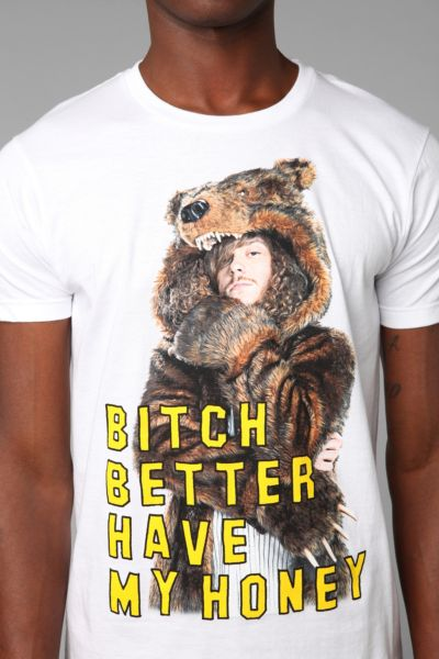 Workaholics Bear Tee