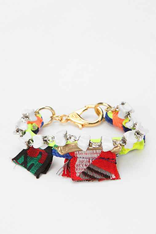 Chrishabana Surf Collection Saccharine Junk Bracelet