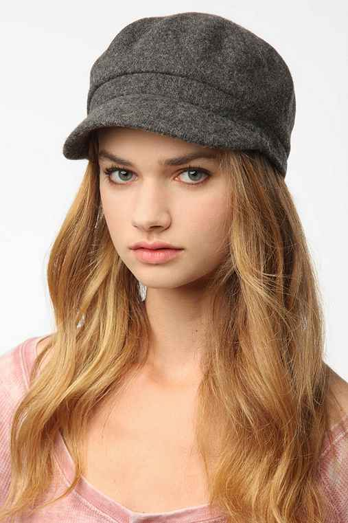 Cooperative Wool Cap
