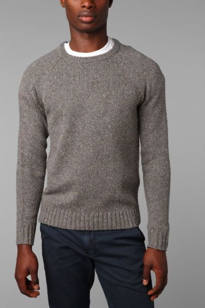 Hawkings McGill Neppy Crew Sweater