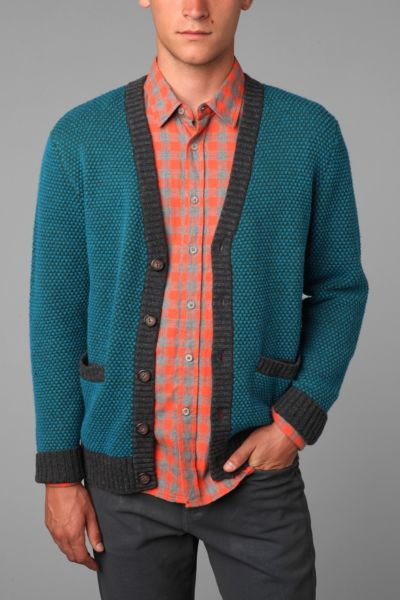 Your Neighbors Seed Stitch Cardigan