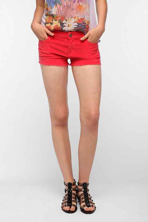 BDG 5-Pocket Destructed Corduroy Short