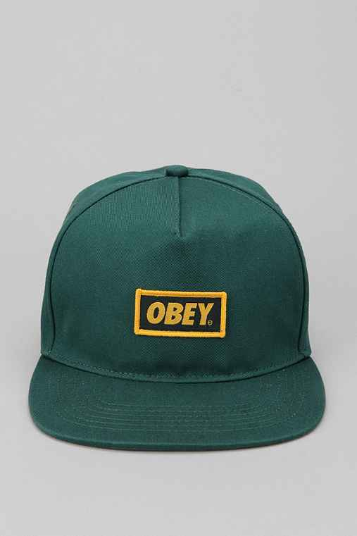OBEY New Original Snapback Hat