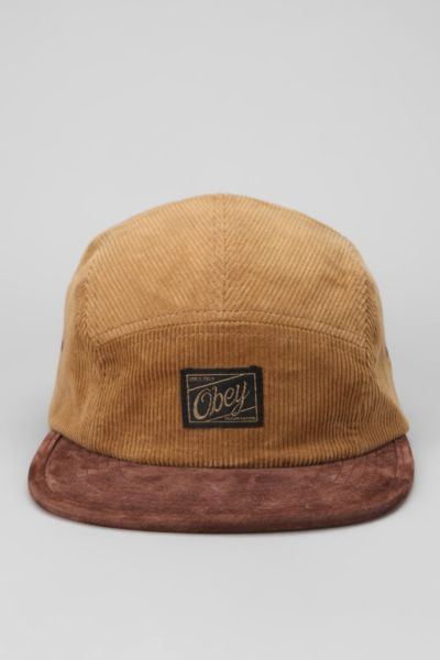 OBEY Dredge Camp Hat