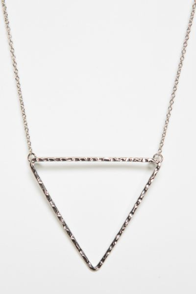 UO Isosceles Necklace