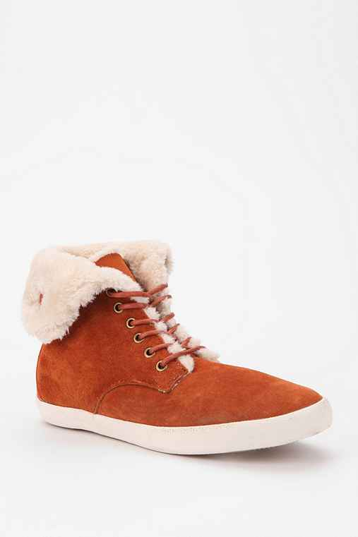 Pointer Footwear Hannah High-Top Sneaker