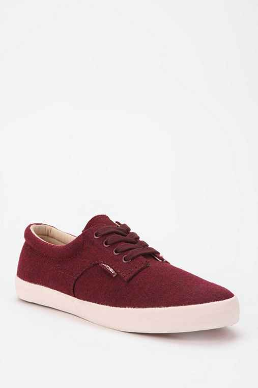 Pointer Footwear A.F.D Wool Low-Top Sneaker