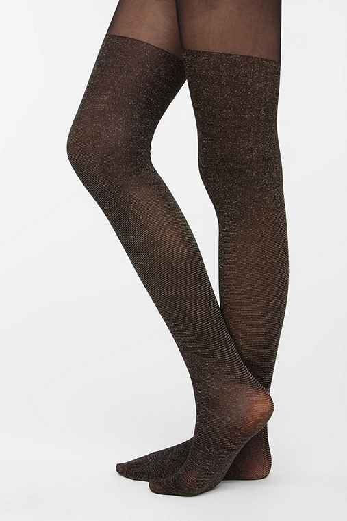 Trompe L'Oeil Thigh-High Tight