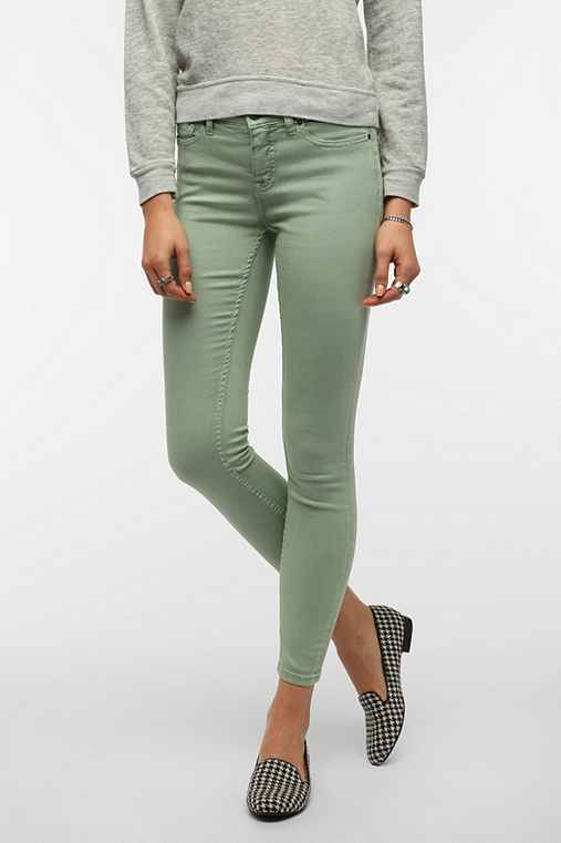 BDG Twig Mid-Rise Jean - Green