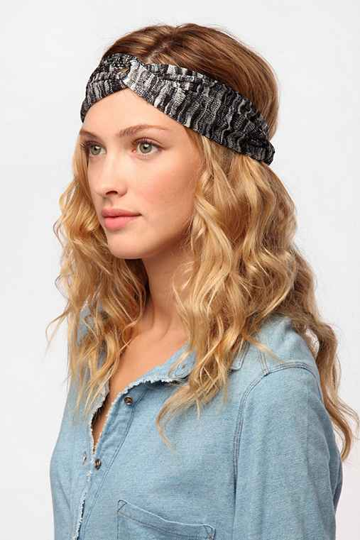 Twisted Ziggy Headwrap