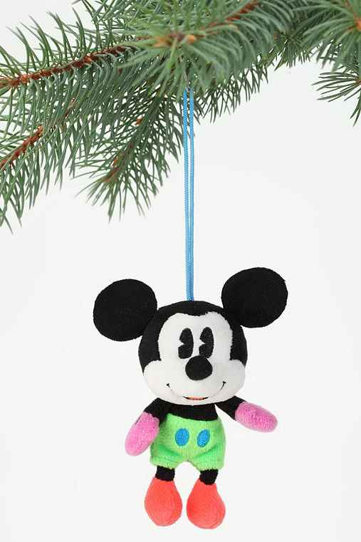 Mickey & Friends Plush Ornament