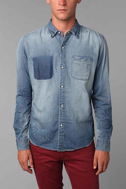 Koto Gokudo Chambray Shirt