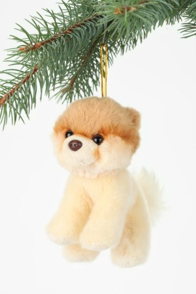 Boo Plush Ornament