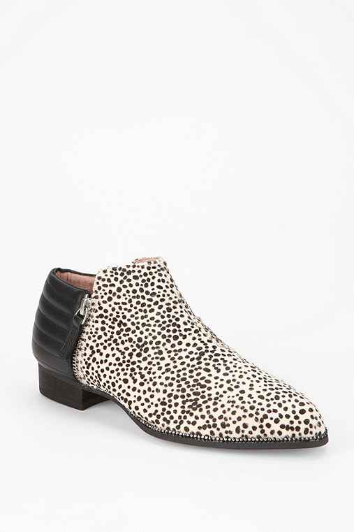SENSO Britney Pony Hair Ankle Boot