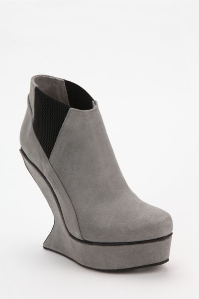 SENSO Vanetta Platform Wedge Ankle Boot
