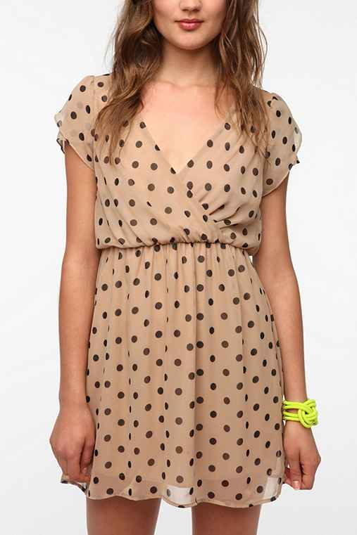 Coincidence & Chance Peggy Sue Polka Dot Dress