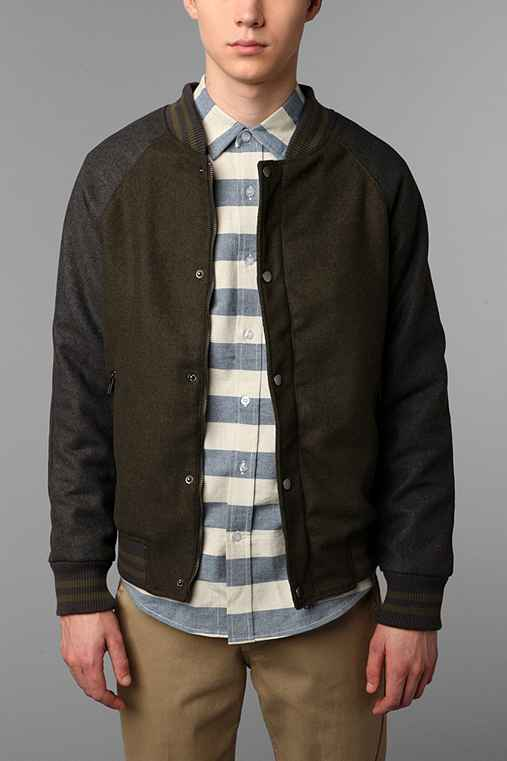 Hawkings McGill Wool Varsity Jacket