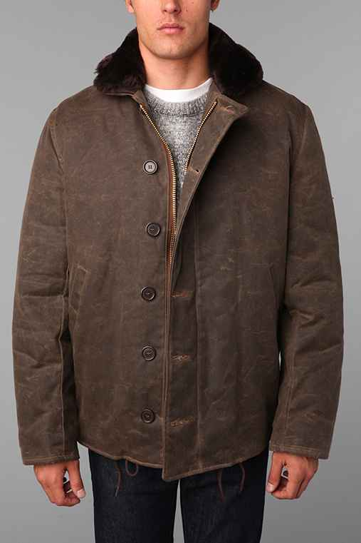 Spiewak Waxed N1 Deck Jacket