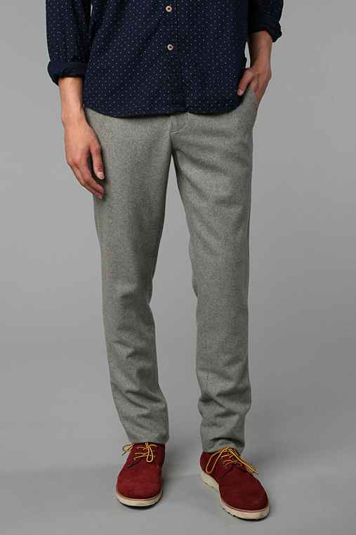 Shades of Grey By Micah Cohen Slim Fit Suit Pant