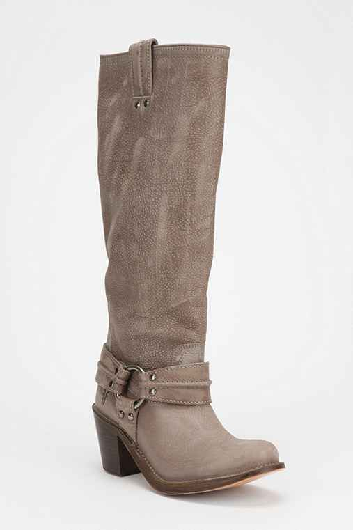Frye Tall Carmen Harness Boot