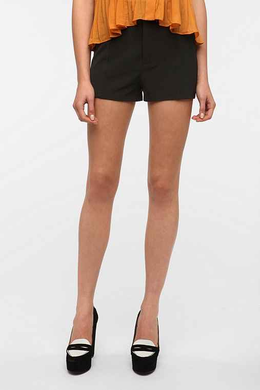 Cooperative Tailored High-Rise Pin-Up Short