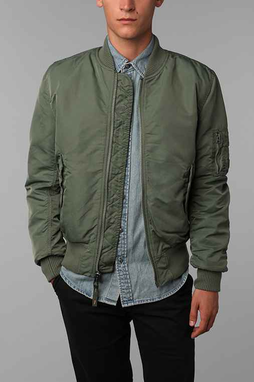 Alpha Industries MA-1 Reissued Jacket