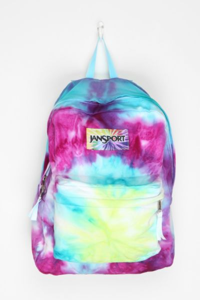 Jansport DIY Tie-Dye Backpack