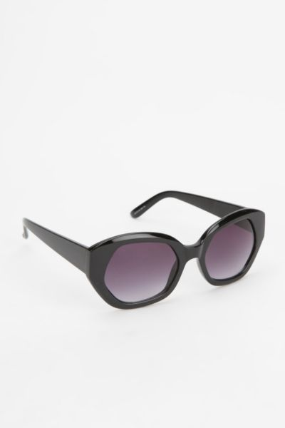 UO Abstract Sunglasses