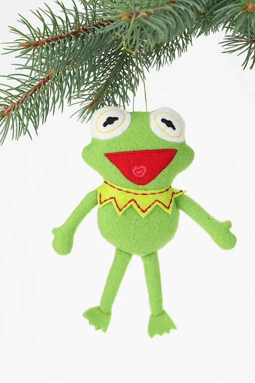 The Muppets Plush Ornament