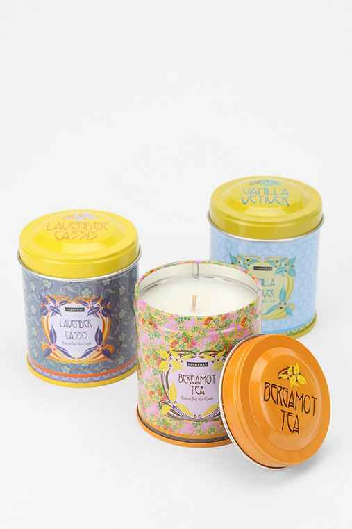 Paddywax Tea Tin Candle
