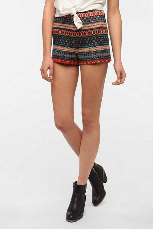 Lucca Couture Sweater Short