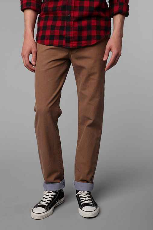Hawkings McGill Oxford Cuff Chino