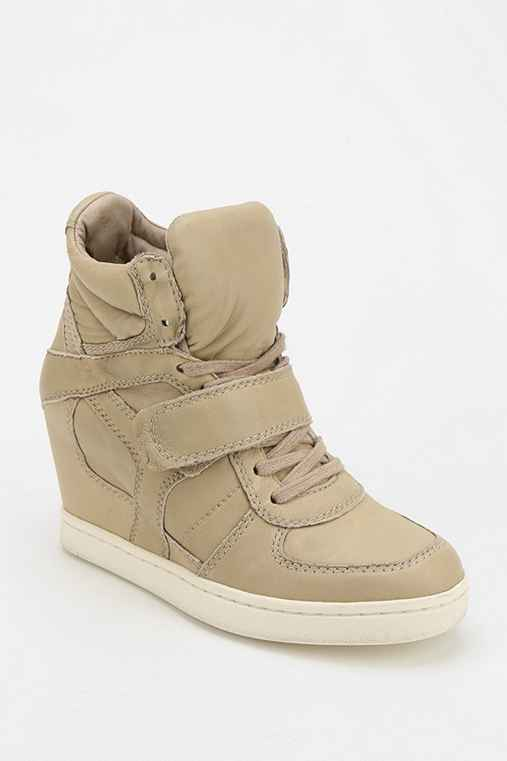 Ash Coolter High-Top Wedge-Sneaker