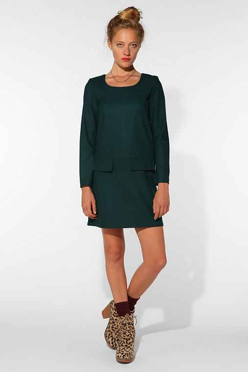 Sessun Anberton Soft Wool Dress