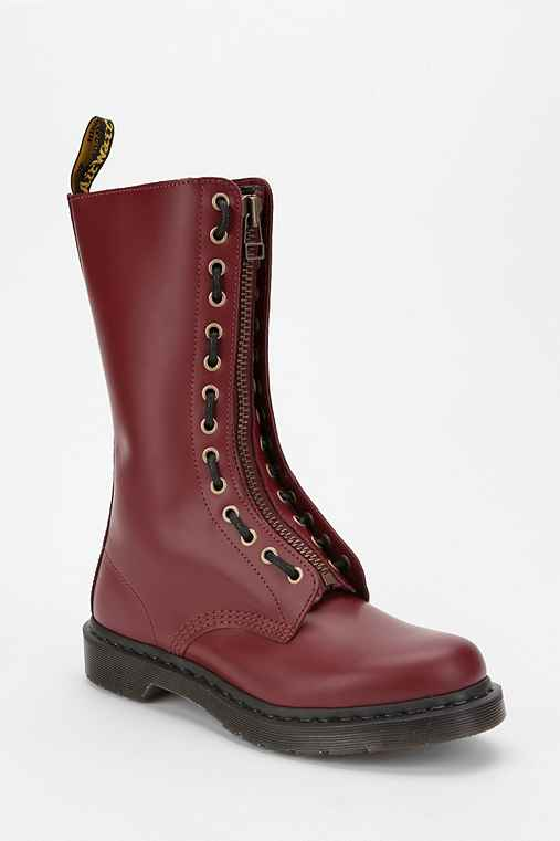 Dr. Martens 14-Eye Smooth Jungle Boot