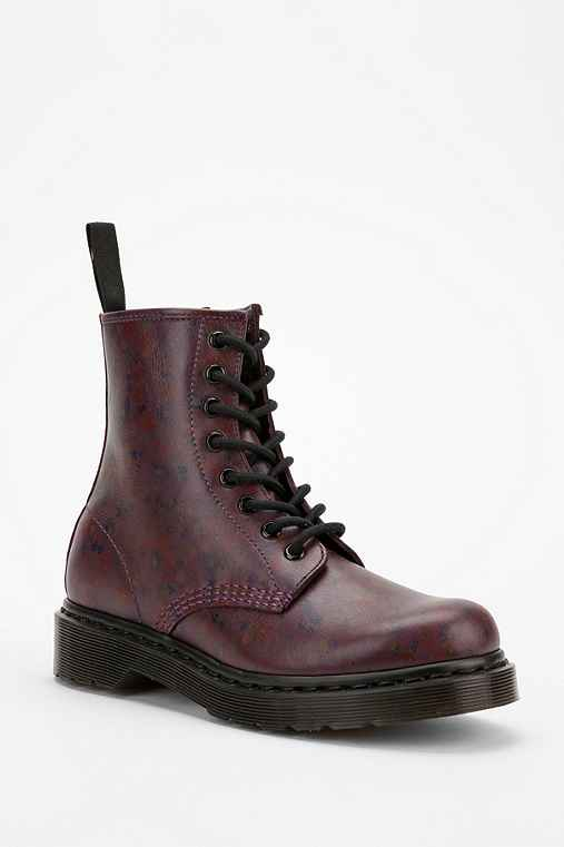 Dr. Martens Little Flower 8-Eye Boot