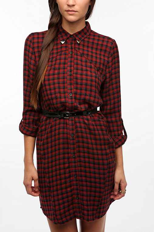 Ecote Vagabond Shirtdress