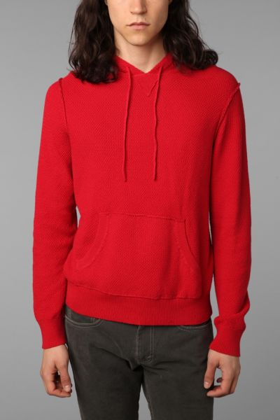 All-Son Hooded Pullover
