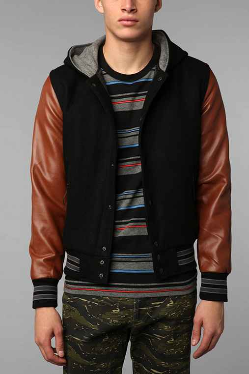 The Narrows McCarren Varsity Jacket