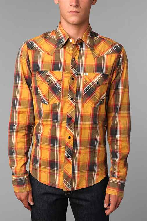 Salt Valley Bembe Western Shirt