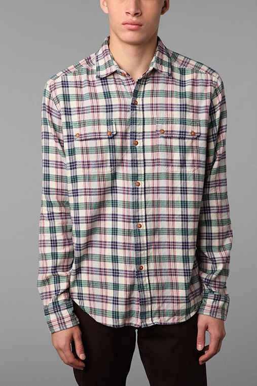 Stapleford Brad Plaid Shirt