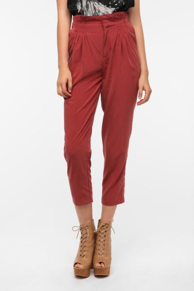 Silence & Noise High-Waisted-Trouser