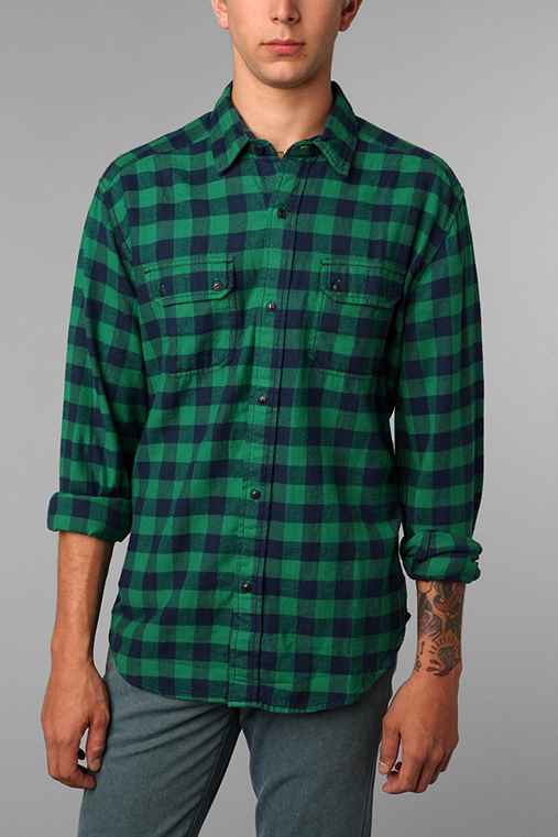 Stapleford Dorchester Plaid Shirt