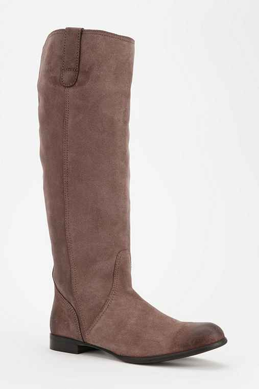 BDG Tall Suede Riding Boot
