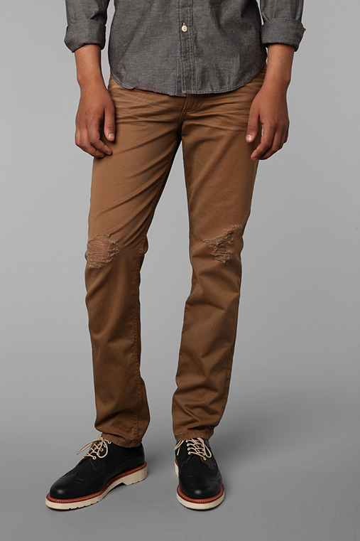 Crate Caine Skinny Twill Pant
