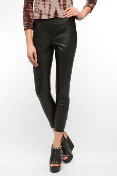 BLANKNYC Vegan Leather Legging