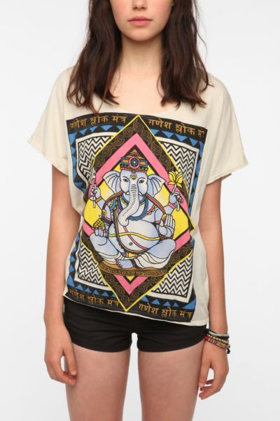 Title Unknown Ganesh Tee