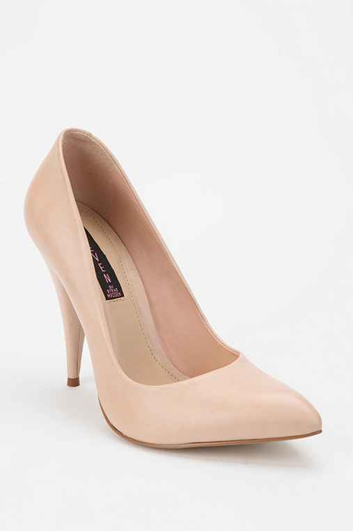 Steven By Steve Madden Alenah Leather Heel