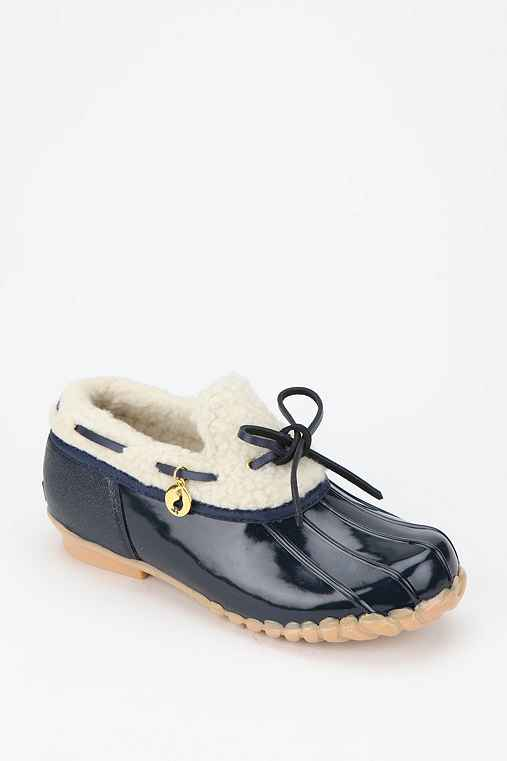 Sporto Pam Rubber Sherpa Ankle Boot